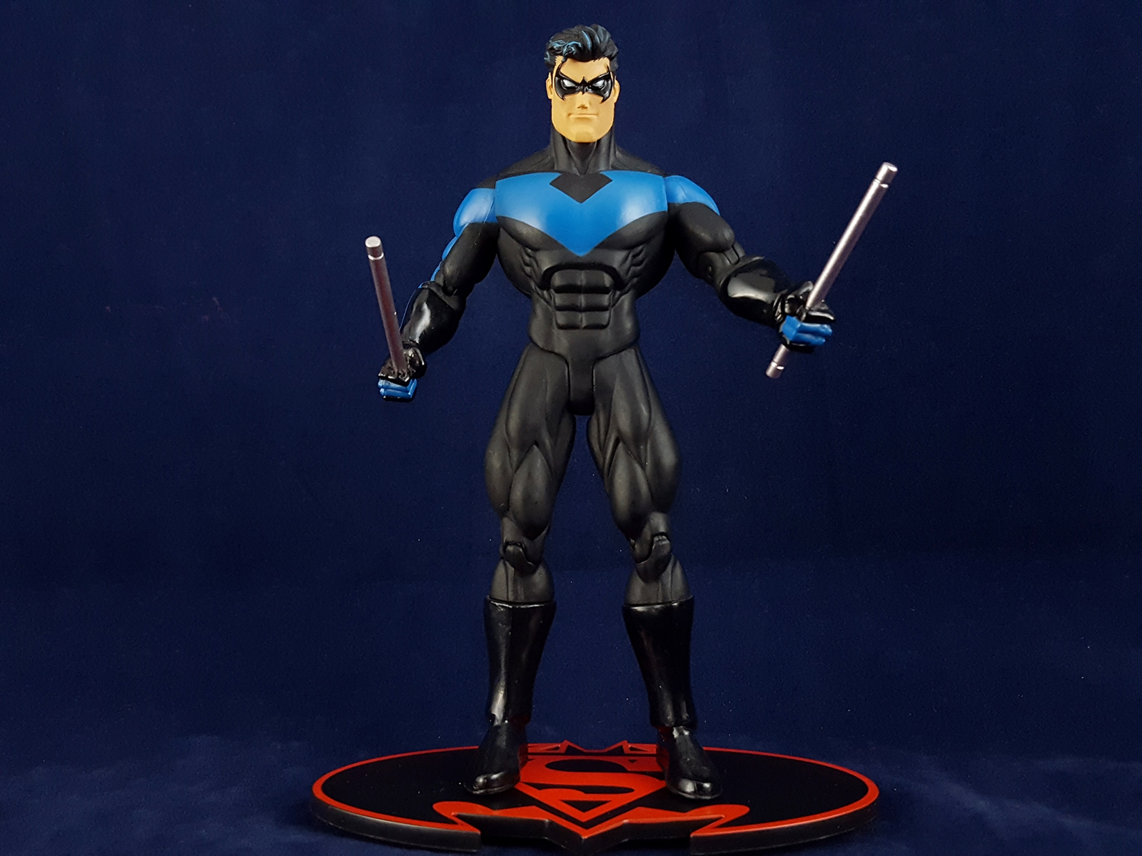 Superman/Batman Nightwing
