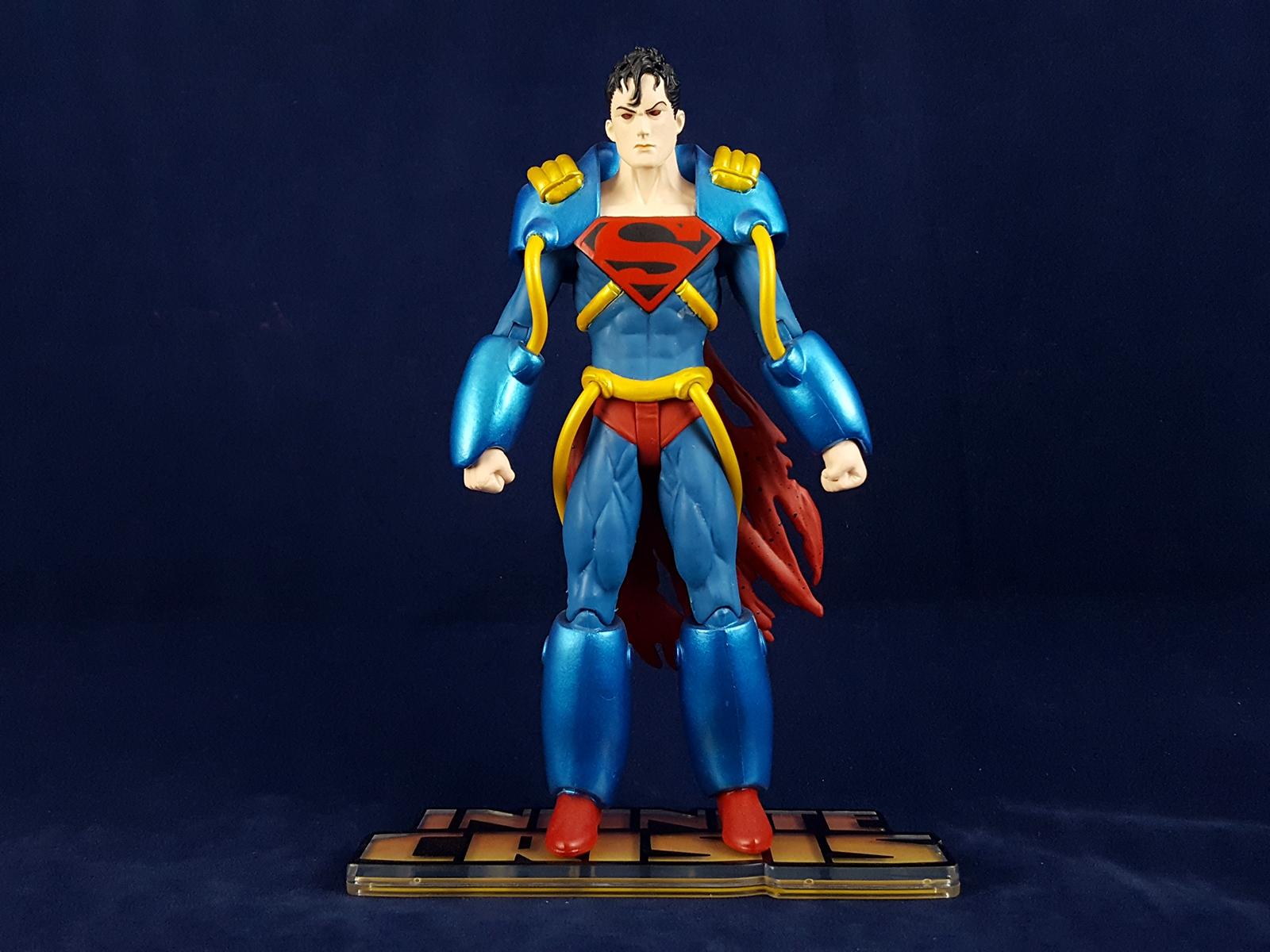 Infinite Crisis Superboy Prime