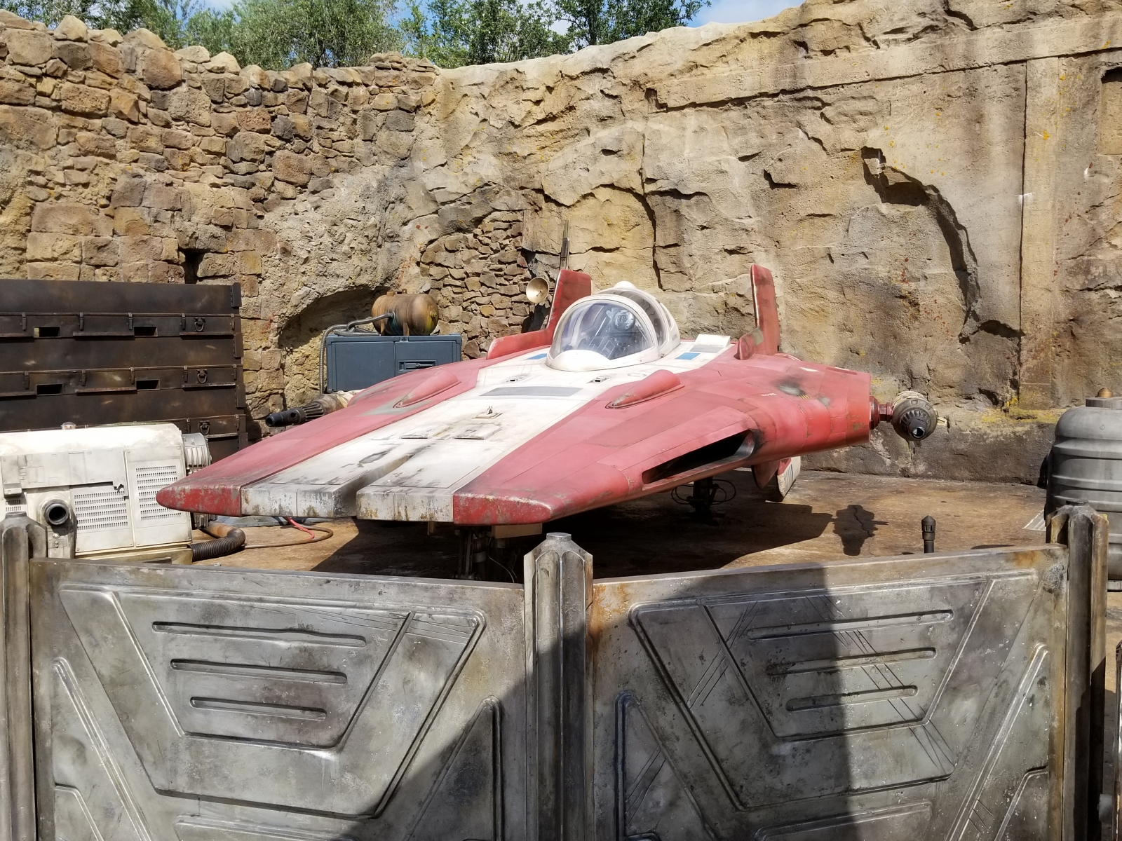 Resistance A-Wing