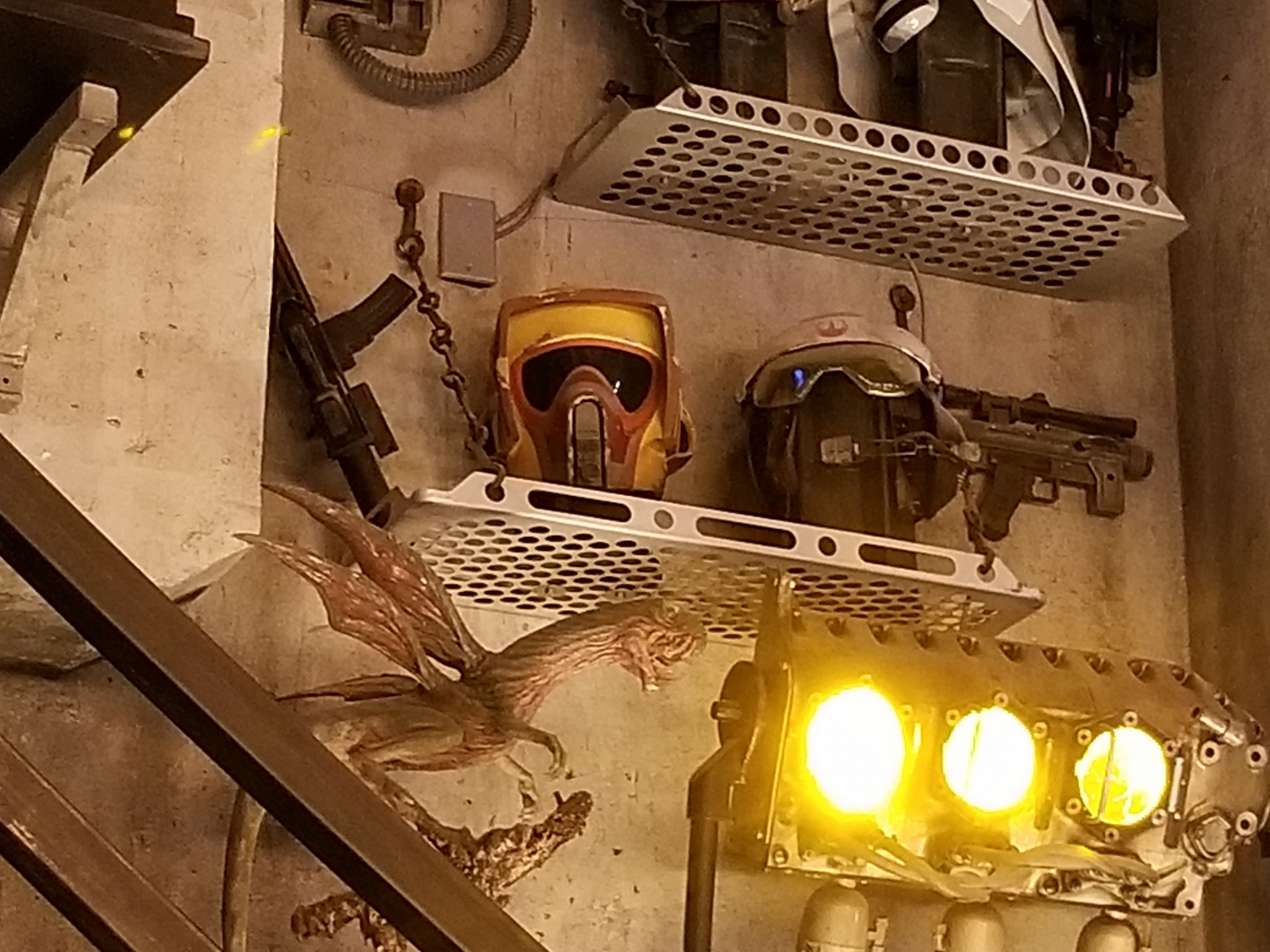 Galaxy's Edge Hollywood Studios Opening Day