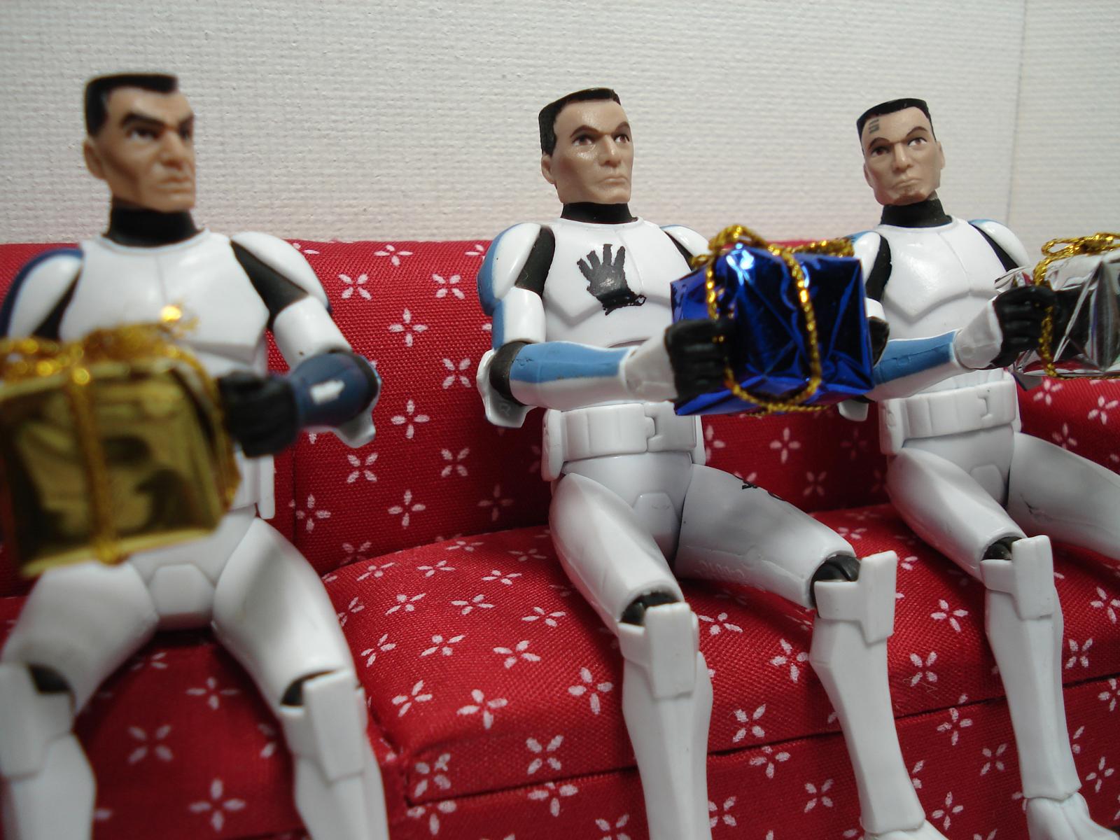 Christmas Clones