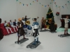 The Clone Wars Holiday Special Diorama III